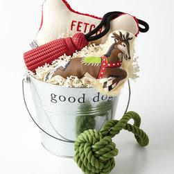 """Harry Barker """"Good Dog"""" Christmas Tin -"""
