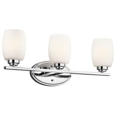 Contemporary Bathroom Lighting And Vanity Lighting by Bellacor