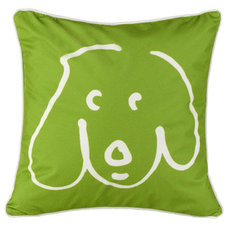 Contemporary Pillows by Crypton Home