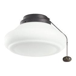 "Kichler Lighting - Kichler Lighting 10"" Schoolhouse Ceiling Fan Light Kit X-KBD611083 - Kichler Lighting 10"" Schoolhouse Ceiling Fan Light Kit X-KBD611083"