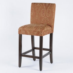 Paisley Parsons Bar Stool