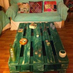 My Pallet Pieces -