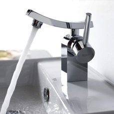 Modern Bathroom Faucets And Showerheads by ExpressDecor