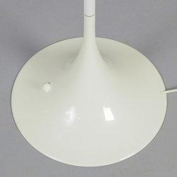 Verner Panton Panthella Floor Lamp - Vintage 1960s Panthella Floor Lamp by Verner Panton