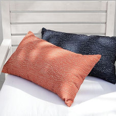Modern Outdoor Pillows by West Elm