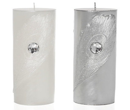 contemporary candles and candle holders by Z Gallerie