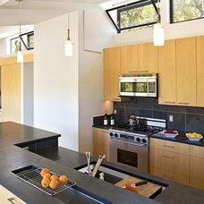 Contemporary  Prefab 'green' house