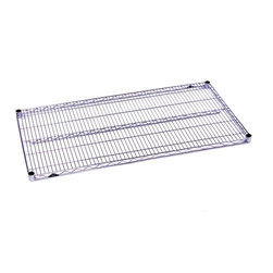InterMetro Industries - Additional Metro Shelves - 36x14 - Need an extra shelf for your unit?  Either add-on with the original purchase or order later.  It's also easy to pair these shelves with a set a posts to build a specific unit to meet your needs.