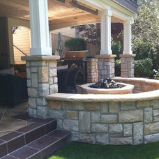 Traditional  by RL ROGERS CONSTRUCTION