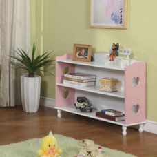 traditional toy storage by 2K Furniture Designs