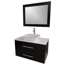 Contemporary Bathroom Vanities And Sink Consoles by Wholesale Direct Unlimited