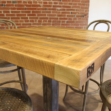Traditional Indoor Pub And Bistro Tables by Reclaim Renew
