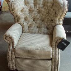 Chairs by Barnett Furniture