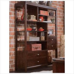 American Drew Tribecca Collection Etagere Bookcase -