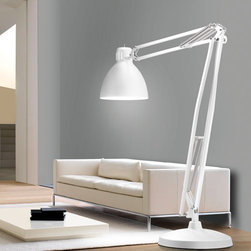 Leucos - Leucos | The Great JJ Floor Lamp - Design by Centro Stile, 2005.
