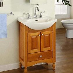 Empire Industries Empire Windsor Antique White Bathroom Vanity - Manufacturer