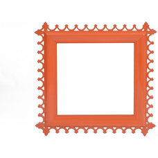 Eclectic Wall Mirrors by oomph