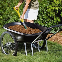 Poly Tough Garden Cart