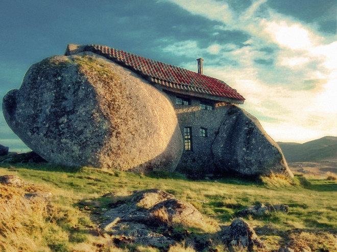 Stone house- Guimarães, Portugal
