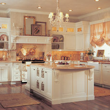 Traditional Kitchen Cabinets by Michael Pitt Designs