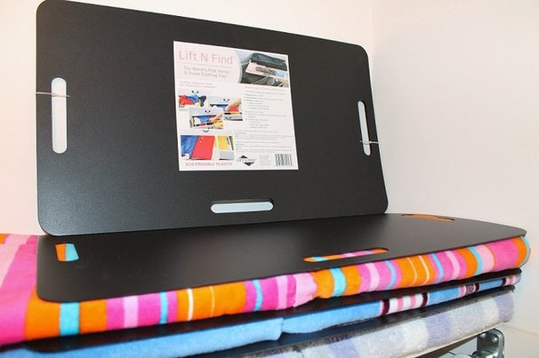 Closet Organizers by Lift N Find™ Drawer and Luggage Dividers