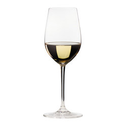 Crystal of America/Riedel - Riedel Vinum XL Riesling Grand Cru - Simply lavish, ultimately luxurious. That's the statement you'll make with this amply sized lead crystal Grand Cru Riesling wineglass (sold in a set of two).