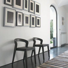 Contemporary Dining Chairs by d`apostrophe llc