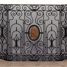 Traditional Fireplace Accessories by Iron Accents