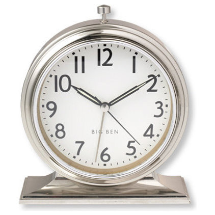 Eclectic Alarm Clocks by L.L. Bean
