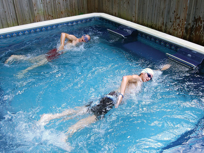 Endless pools - How much is an endless pool swim spa ...