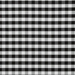 Serena & Lily - Extra Gingham Pillowcases Black (Set of 2) - Borrowed from the boys, this is one of those classic patterns that's easy to dress up or down just like the perfect button-down shirt. We love how the flat sheet and pillowcases are woven with a slightly larger gingham than the fitted. A modern mix in black and white.