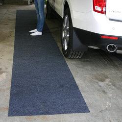 None Ultra Thin Garage Floor Runner Durable Ultra Thin