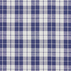 Denim Blue And White Plaid Cotton Heavy Duty Upholstery Fabric By The Yard - Solid cotton canvas upholstery fabric are great for upholstery, bedding, window treatments and all other fabric related projects. This material is preshrunk 12 ounce cotton, and finished with Teflon for enhanced stain resistance. Solids are excellent for correlating with. Of course, they will look good alone too!