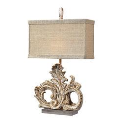 Dimond Lighting - Dimond Lighting 93-10030 Table Lamp - Dimond Lighting 93-10030 Table Lamp
