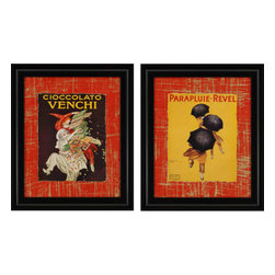 Paragon - Nouvelles PK/2 - Framed Art - Each product is custom made upon order so there might be small variations from the picture displayed. No two pieces are exactly alike.