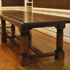 Traditional Furniture by Turner Custom Furniture