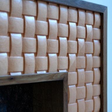 """""""Weave of wood"""" design series -"""
