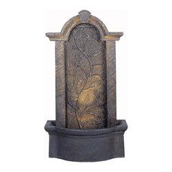Kenroy - Kenroy 50770BH Meadow Floor Fountain - Kenroy 50770BH Meadow Floor Fountain