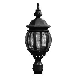 Artcraft Lighting - Artcraft Lighting AC8363BK Artcraft Lighting AC8363RU Rust Classico 3-Bulb Line - Lamping Technology: