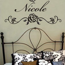 Modern Wall Decals by AllModern