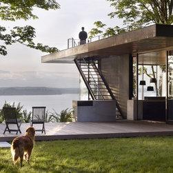 Quantum Windows & Doors   mw works architecture + design - Jeremy Bitterman Photography: