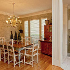 Traditional Dining Room The Art of Rearranging