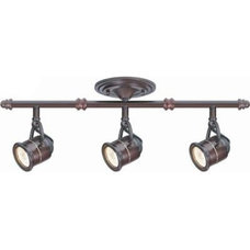 Contemporary Track Lighting Kits by Home Depot
