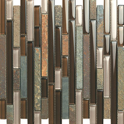 Kertiles Stone Mosaics Slate Glass - Kertiles Stone Mosaics Slate Glass