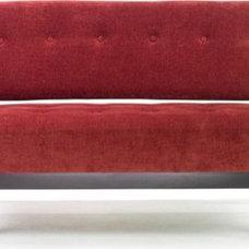 Contemporary Love Seats by Hayneedle