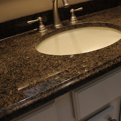 Vanity Tops Amp Side Splashes Find Concrete Stone And