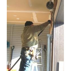 Garage Door Spring Replacement South Gate CA - Track and roller.