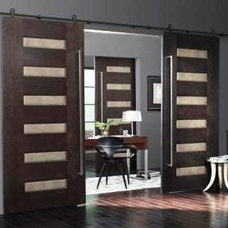 Contemporary Interior Doors by Builders Direct Supply