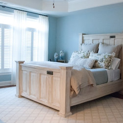 2014 Bed Designs - We worked with Karen Parham of KMP Interiors on this project.