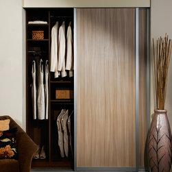 Sliding Doors Aluminum Frame -